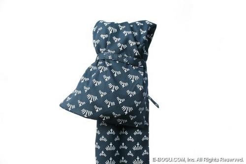 Bolsa para shinai padrão tradicional japonês