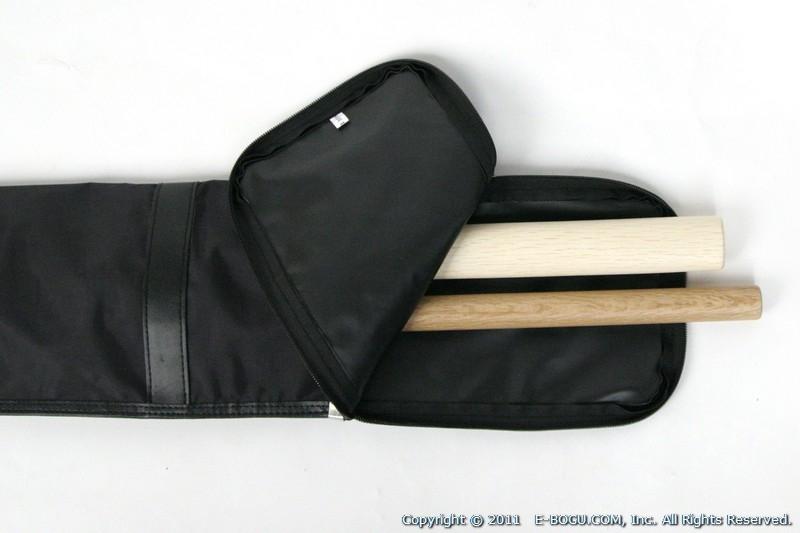 Conjunto Jo/Bokken/Bolsa Aikido