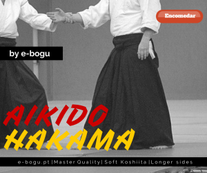 Aikido Hakama - from e-bogu