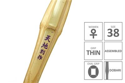 """TOKUSEN Shinai – """"TENCHI"""" Women Size 38 (Completo)"""