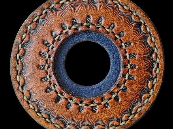 Handcrafted Tsuba – Shinai